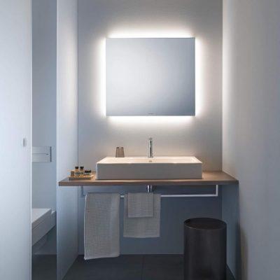 Kúpeľňové doplnky a zrkadlá Duravit
