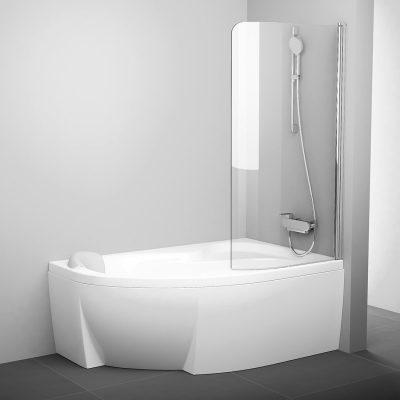 Vane, sprchové kúty a vaničky, podlahové žľaby Ravak