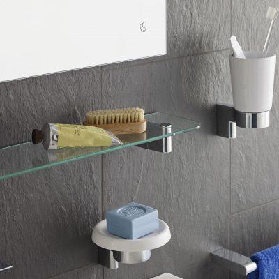 Kúpeľňové doplnky a zrkadlá Ideal Standard