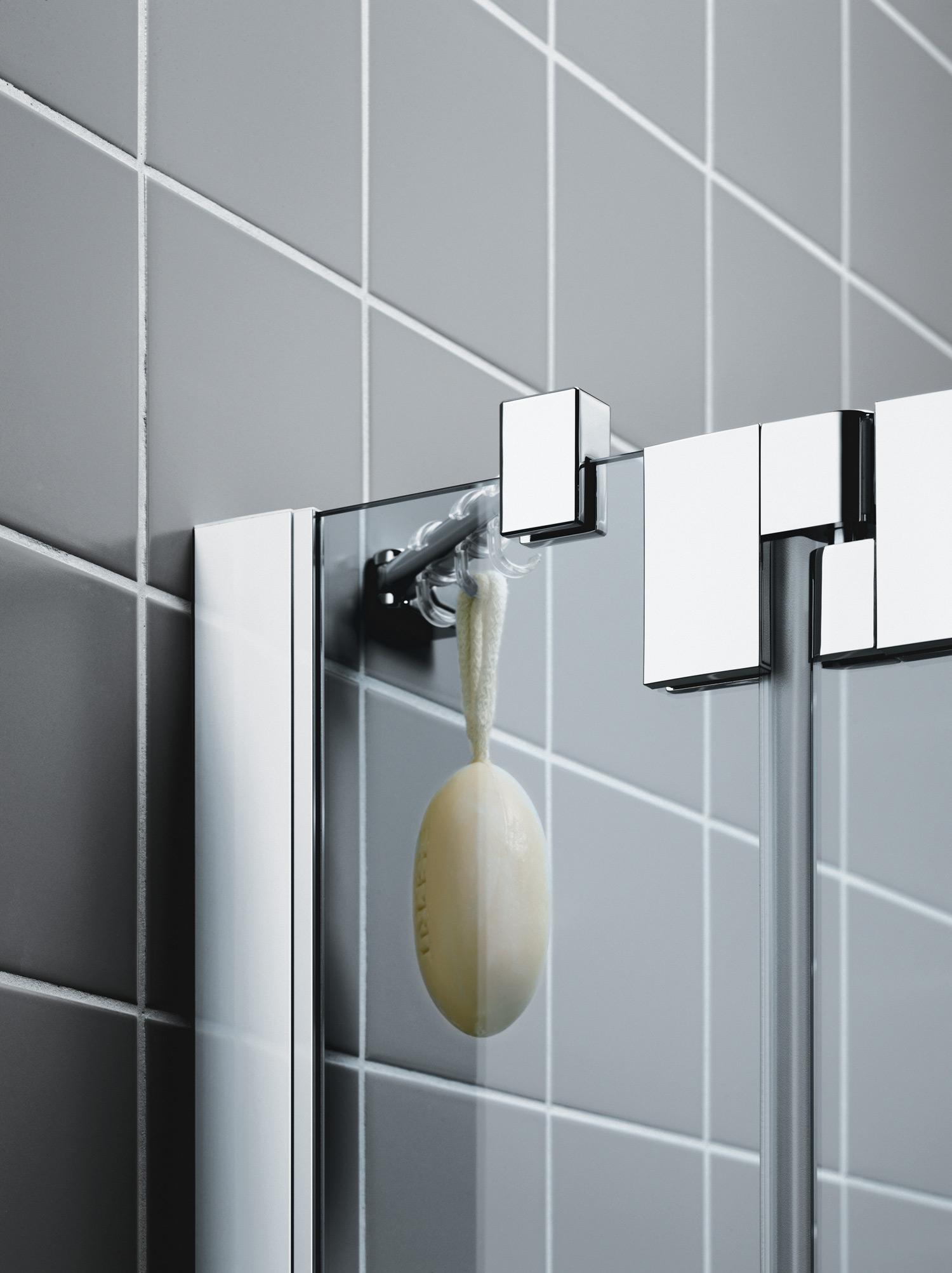 Vane, sprchové kúty a vaničky, podlahové žľaby Kermi